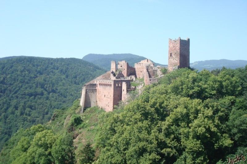 Les trois châteaux de Ribeauvillé  Dsc05717