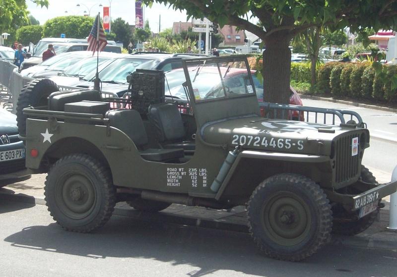 Bilan photo Normandie 2014  - Page 2 Jeep10