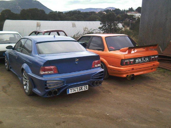 Mes autres BMW ... Corse 18208410