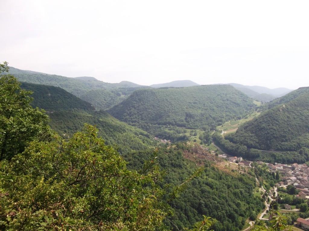 [CR] JURASSIK BUL VTT, le tour de l'Ain. 19 au 22 juin 2014. Dscf3913