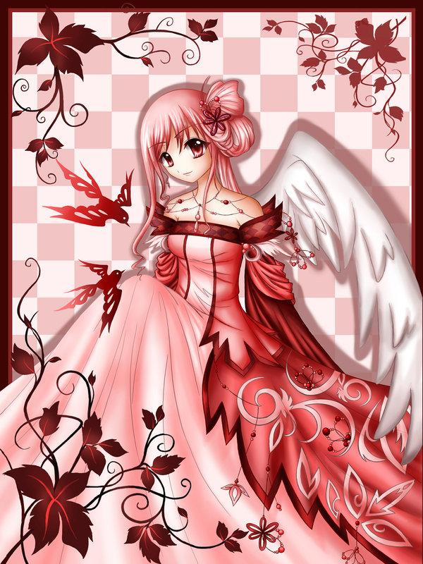 Pack d'ange [Blanc et noir/ homme et femme] Angel_10