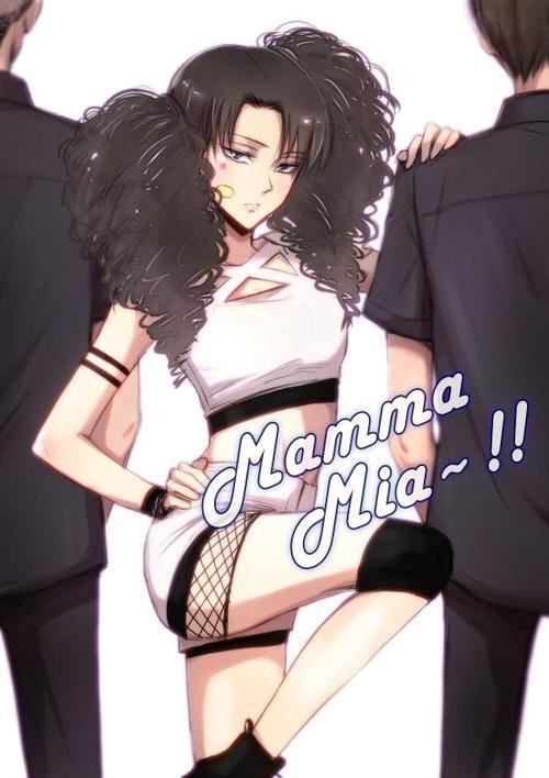 Images parodiques de mangas/animes 10269310
