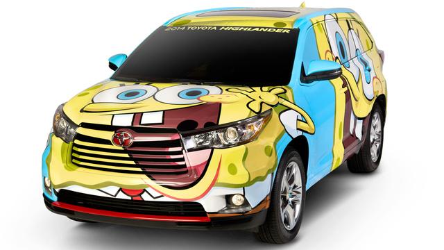 2014 - [Toyota] Highlander Toyota12