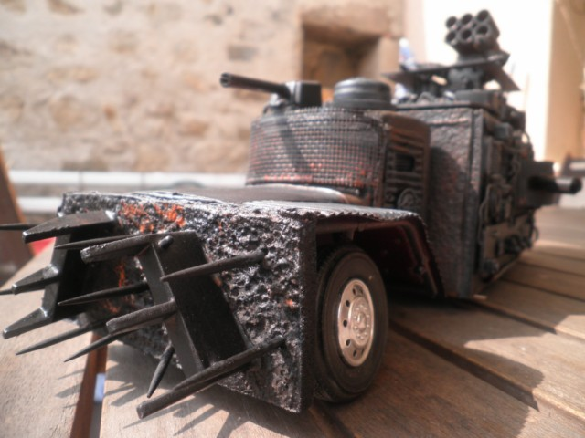 "Truck ""APOCALYPTOSAURUS"" P9050010"