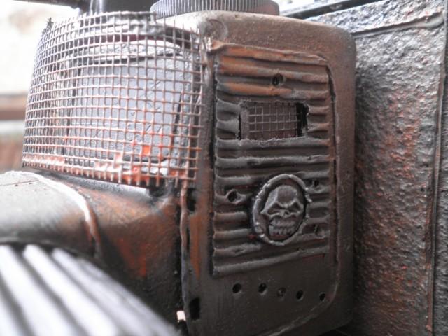 "Truck ""APOCALYPTOSAURUS"" P9050020"