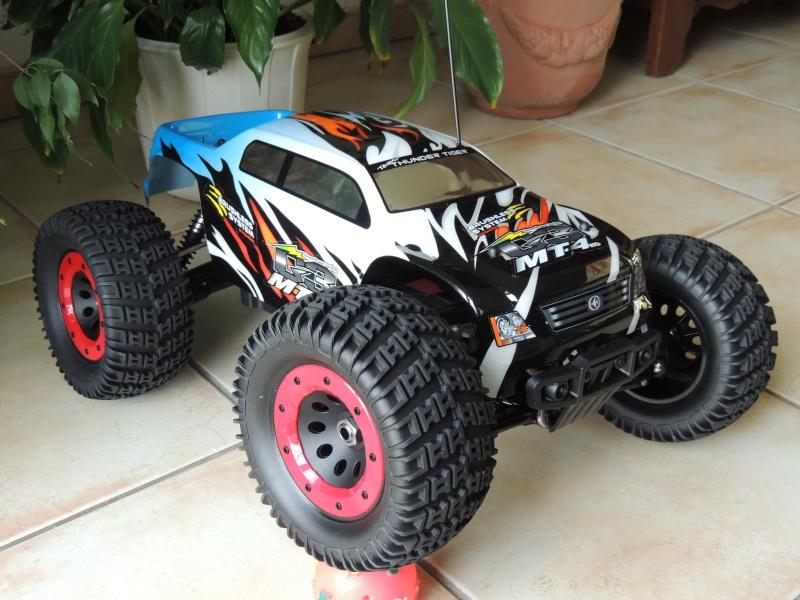 Mon Thunder Tiger MT4-G3 Mt4-g310