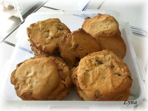 Biscuits au beurre d'arachide et aux Oh Henry! Biscui11