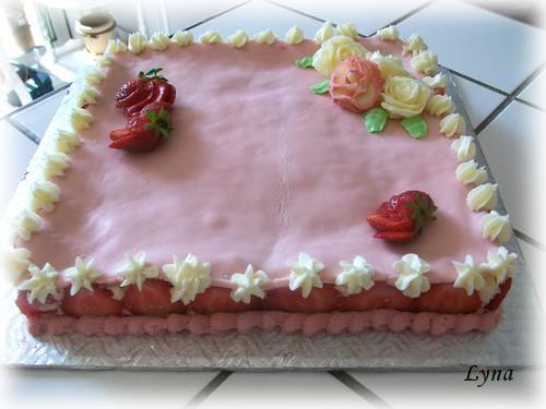 Fraisier (gâteau) Fraisi14