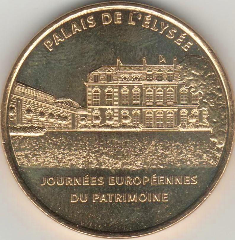 Palais de l'Elysée (75008) 00130