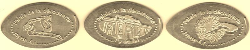 Palais de la Découverte (75008)  [UEJY] 00145
