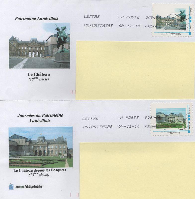 54 - Lunéville Groupement Philatélique 002_7810