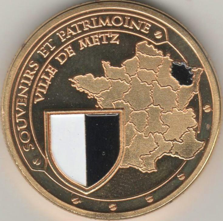 Souvenirs et Patrimoine 31mm  00415