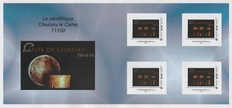 71 - Chagny - Cercle Philatélique Chagnotin 008_8010
