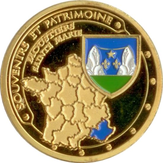 Souvenirs et Patrimoine 31mm 04v10