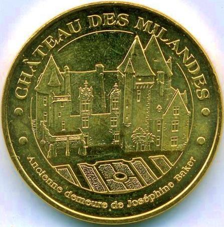 Castelnaud-la-Chapelle (24250)  [Château des Milandes] 110