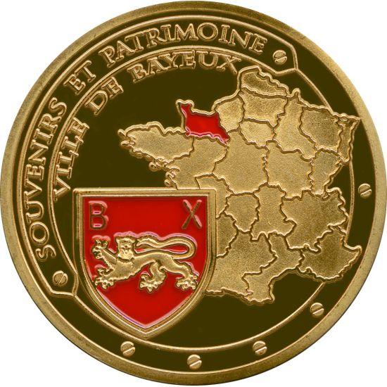 Souvenirs et Patrimoine 34mm  14v10