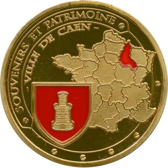 Caen (14000)  [UECS] 14y10