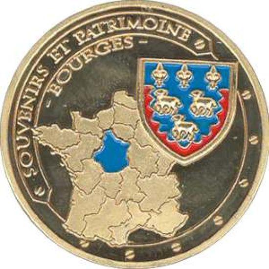 Souvenirs et Patrimoine 31mm  1810