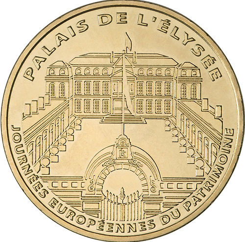 Palais de l'Elysée (75008) 201110
