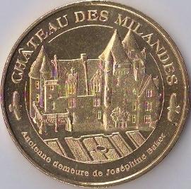Castelnaud-la-Chapelle (24250)  [Château des Milandes] 210