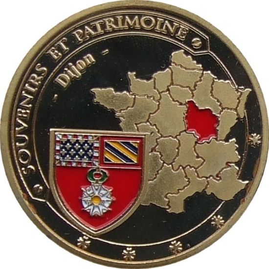 Souvenirs et Patrimoine 31mm  21v10