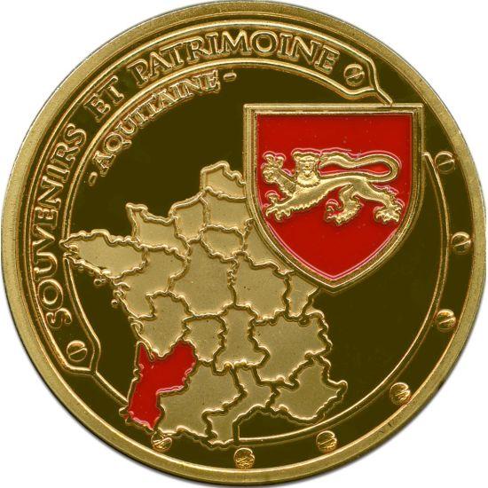 Souvenirs et Patrimoine 40mm  33a10