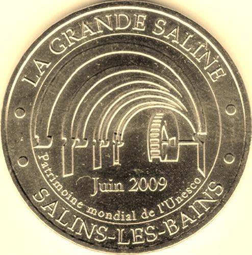 Salins-les-Bains (39110) 3910
