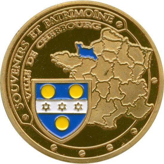 Cherbourg-en-Cotentin (50100)  [UEAD] 50b10