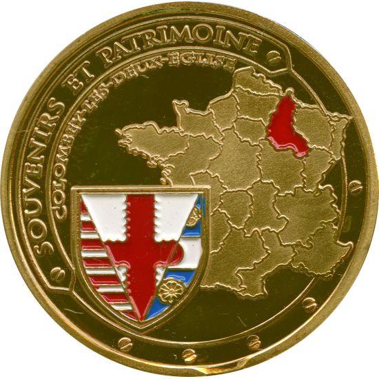 Souvenirs et Patrimoine 31mm  5210