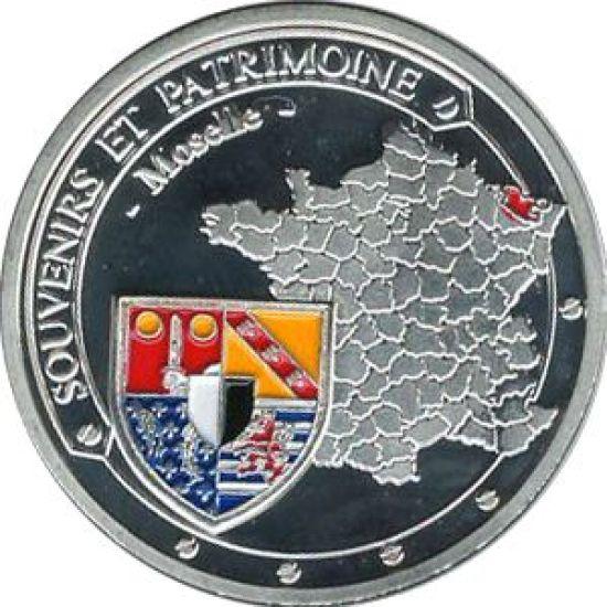 Souvenirs et Patrimoine 31mm  57vv10