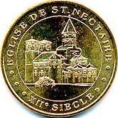 Saint-Nectaire (63710) [Landrauvergne / UECH / UEPS] 6310
