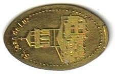 Elongated-Coin 641110