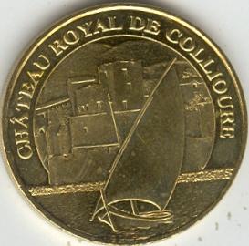 Collioure (66190)  [UEBC] 6610