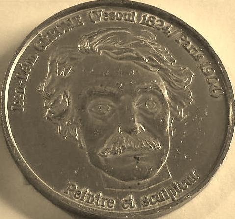 Les Euros et Ecus J.BALME 7010