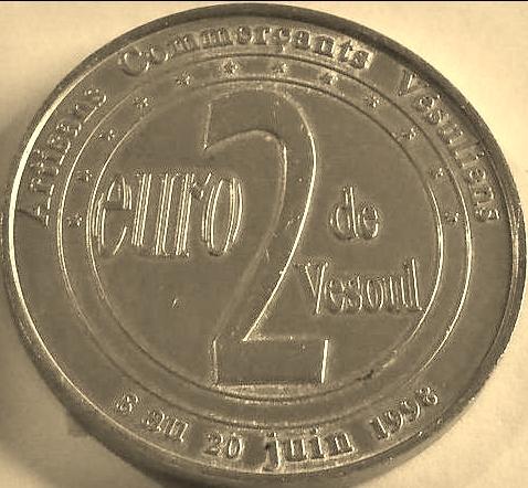 Les Euros et Ecus J.BALME 70210