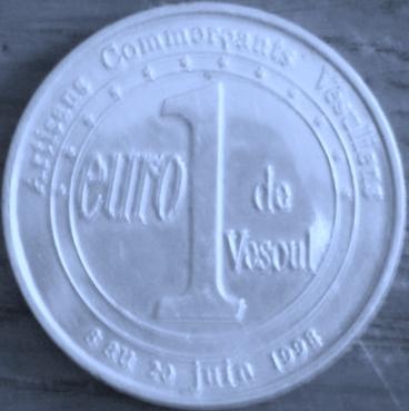 Les Euros et Ecus J.BALME 70a10