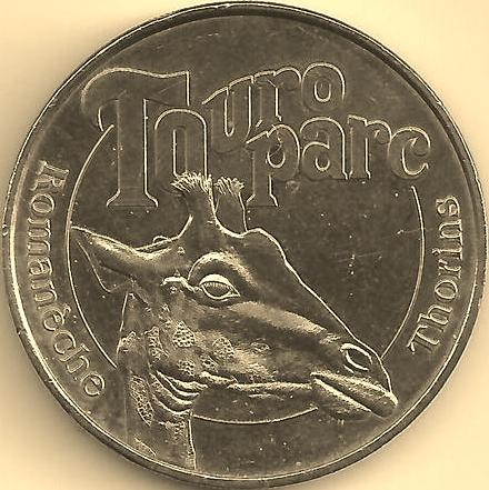 Romanèche-Thorins (71570)  [Touroparc] 7112