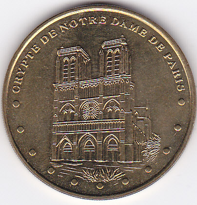 Crypte de Notre Dame (75004) 75b10