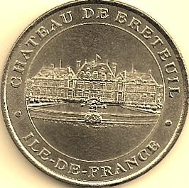 Choisel / Chevreuse (78460)  [Château de Breteuil] 7812