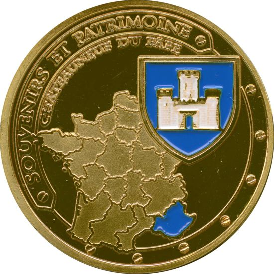 Châteauneuf-du-Pape (84230) 84a10