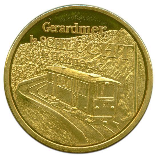 Gérardmer (88400)  [UEEQ / Schlucht] 88ss10