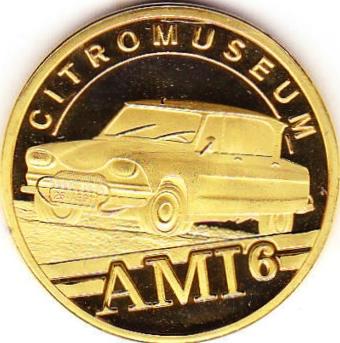 Souvenirs et Patrimoine 34mm  Ami610