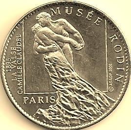 Arthus-Bertrand revers Trésors de France =  18 Av12