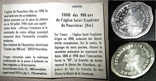 Pourrieres-Sainte-Trophime (83910) B-jg1d10
