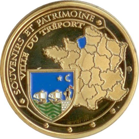 Souvenirs et Patrimoine 34mm  B11