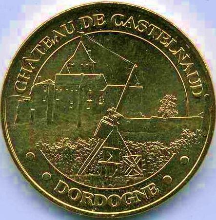 Castelnaud-la-Chapelle (24250)  [Château des Milandes] B16