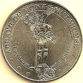 Mont Saint-Michel (50170)  [UEBF / Poulard UECD] B20