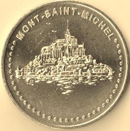 Mont Saint-Michel (50170)  [UEBF / Poulard UECD] B21