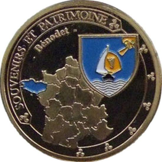 Souvenirs et Patrimoine 31mm  Bbv10