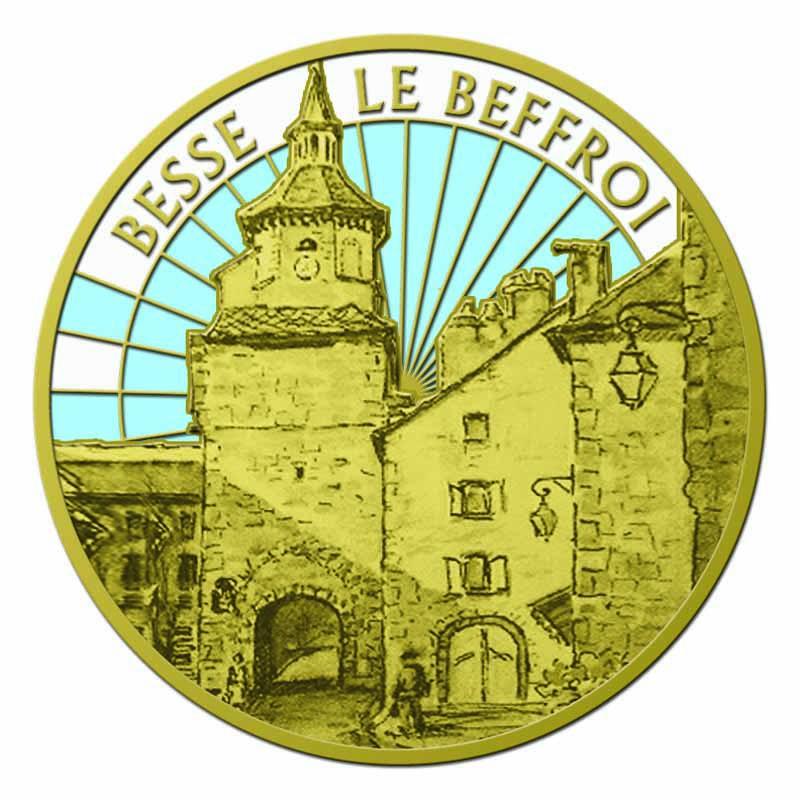 Besse-et-Saint-Anastaise - Super-Besse (63610)  [UECC / UEDU  / Vassivière] Besse-10